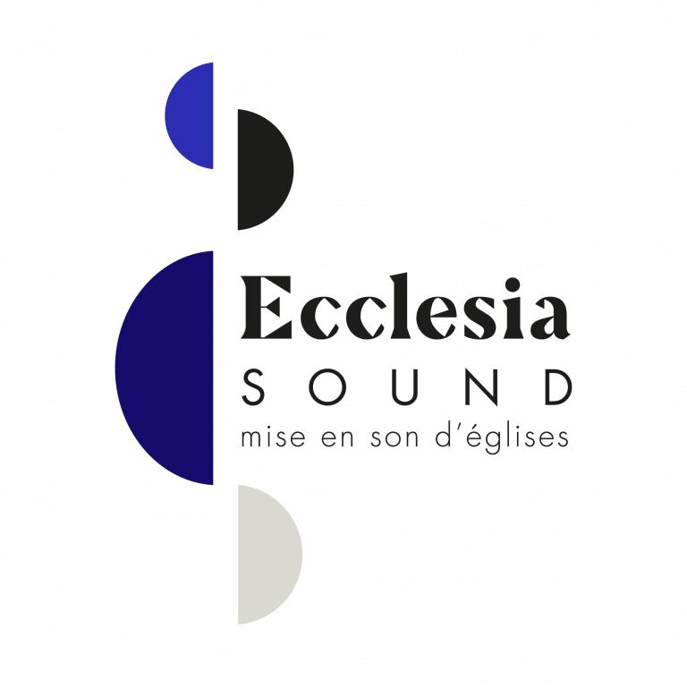 logo ecclesia sound sonorisation d'églises